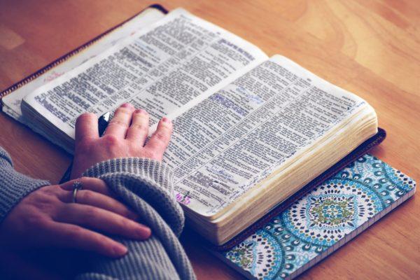 Découvrir Evangile foi