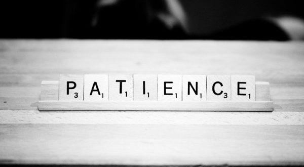 Patience fruit de l'Esprit
